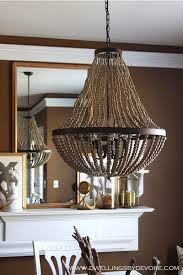 chandelier kitchen lighting decor create awesome your home lighting decor with pretty beaded