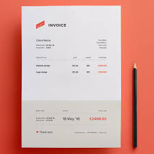 Invoice Template For Designers by Top 10 Best Free Professional Invoice Template Designs In Ai Psd