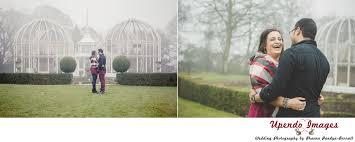a fun engagement shoot in the fog azra u0026 zak at the birmingham