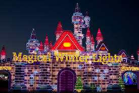 magical winter lights tickets magical winter lights festival coming to grand prairie arts