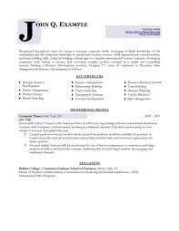 Corporate Development Resume Unique Business Resume Template Cover Letter And Resume Samples