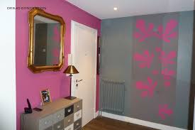 chambre gris et fushia chambre gris et fuchsia idées décoration intérieure farik us