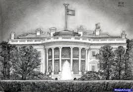 House Drawing by White House Drawing Olegandreev Me