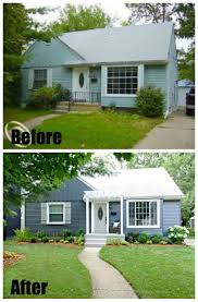 Before And After Home Exteriors by Best 25 Before After Home Ideas On Pinterest Before After