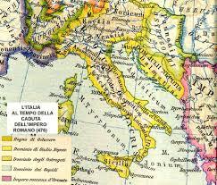 caduta impero ottomano meridione d italia dalla caduta dell impero romano alle