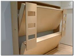Cargo Bunk Bed Fold Up Bed For Child Cargo Trailer Cer Conversion Pinterest