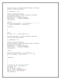 application to document all the details of java classes of a project u2026