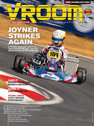 formula continental vroom kart international 181 july 2016 by vroom kart