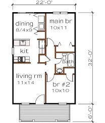 Floor Plan Bungalow 272 Best Home Floor Plans Images On Pinterest Small Houses