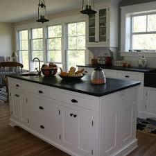 White Kitchen Cabinets With Black Hardware White Kitchen Cabinets With Black Hardware My Web Value