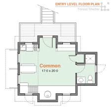 Common House Floor Plans by Cabin Style House Plan 1 Beds 1 00 Baths 606 Sq Ft Plan 556 2