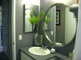 How To Hang Bathroom Mirror Wall Mirrors Medium Size Of Bathroom Cabinetsdecoration Bathroom