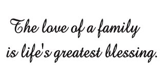 great quotes quotes about family