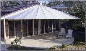 House Awnings Retractable Canada Retractable Patio Awnings Canada Patios Home Decorating Ideas