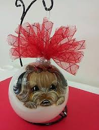 Yorkie Outdoor Christmas Decorations by 4067 Best Yorkies Images On Pinterest Yorkies Animals And Puppies