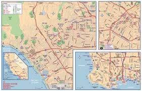Show Me A Map Of California Custom Business U0026 Logistics Maps Maps Com Solutions