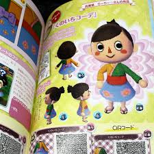animal crossing new leaf doubutsu no mori design book otaku