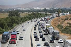 Sigalert Com Los Angeles Traffic Map by Major 60 Freeway Closure Through Jurupa Valley Riverside Planned