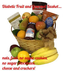 diabetic gift baskets diabetic fruit basket with nuts cheese and no sugar gb70