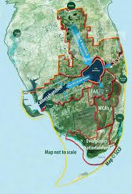 Florida Everglades Map by Sanibel Water Quality Report Sanibelcaptivanews Com