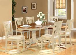 oval kitchen table set home design ideas chair modus yosemite 8 piece oval dining table set with