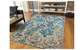 Faux Fur Area Rugs Top 5x7 Area Rugs Cheap At Kohls Home Depot Voodoobash Me Inside
