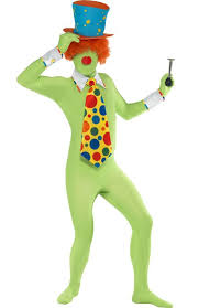 Skin Suit Halloween Costume Green Skin U0027s Costume Green Skin Suit Costume