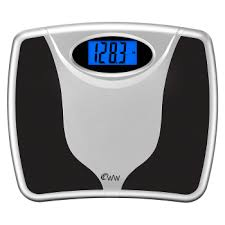 Weight Watchers Bathroom Scale Battery Weight Watchers Scales By Conair Digital Precision Scale