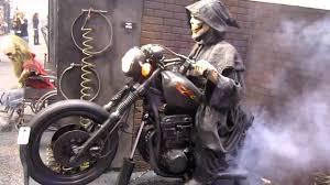 frightcatalog com ghost rider halloween animatronic youtube