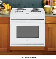 Slide In Cooktop Choosing And Installing An Electric Range