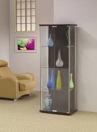 glass doors houston curio cabinet jcpenney curio cabinets cabinetr with glass doors