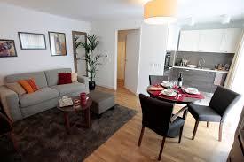cuisine ouverte sur s駛our résidence service cogedim résidence cour des lys residence