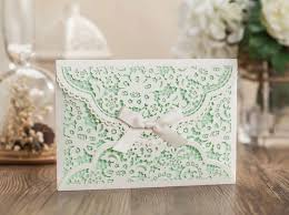 Beautiful Wedding Invitations 9 Best Wedding Invitations Lace Floral Invites With Rsvp Response