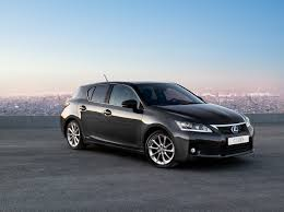 lexus ct 200h lexus ct 200h north american details and pictures