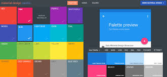 accent colors android secondary color is a light version of the primary color