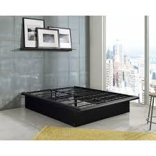 Black Platform Bed Queen Bedroom Cheap Black Platform Beds Bed Frame Queen With For Sale
