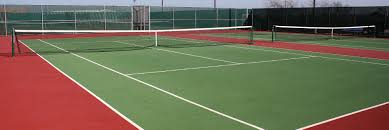 tennis courts with lights near me basketball and tennis court contractor vincentown nj