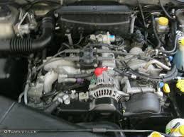 2003 Subaru Legacy 2 5 Gt Sedan 2 5 Liter Sohc 16 Valve Flat 4