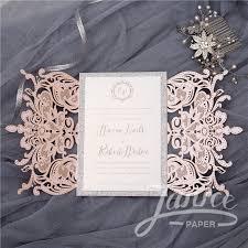 laser cut invitations wholesale laser cut wedding invites