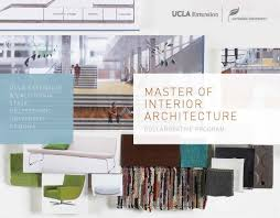 Certificate Of Interior Design by The Master Of Interior Architecture Brochure Won A Marketing Award