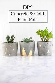 Unique Plant Pots Best 25 Concrete Planters Ideas Only On Pinterest Concrete Pots
