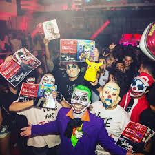 vote or die halloween election party joker vs deadpool 10 31