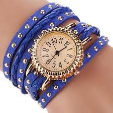 leather wrap bracelet watches images Time keepers naked paprika jpeg