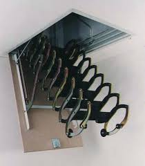 lwt pull down attic ladder installation pull down attic stairs