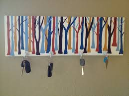 colorful key rack holder unique designs ideas with trees branches furniture large size simple design cool coat hooks wall mounted coat hooks wall mounted vintage