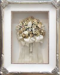 framed wedding dress bridal flowers framed my custom framed wedding bouquet giveaway