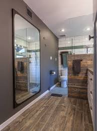 Rustic Industrial Bathroom by Best 25 Warm Bathroom Ideas On Pinterest Stone Bathroom Big