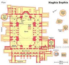 floor plan of hagia sophia exploring aya sofya hagia sophia a visitor s guide planetware