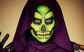 Skeletor Halloween Costume Lady Skeletor Man Constantineintokyo