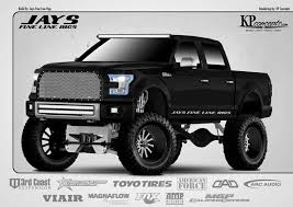 lifted black ford f150 2015 f150 xlt 27 ecoboost lifted 35s 6in ford suspension lift kit